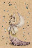 flower pixie's magic by snuapril01