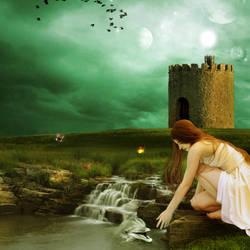 angel by elgriego