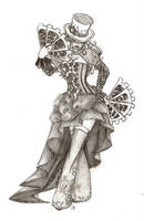 Steampunk by June-Malatesta