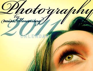 2011 CALENDAR by xlostfaith