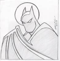 BATMAN T.A.S. by icemaxx1