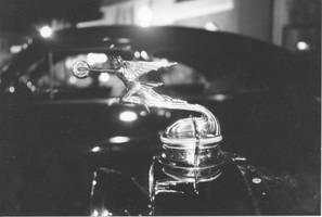 '30s Mercury hood ornament by Sylderon