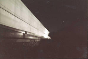 Stack Train at Night. by Sylderon
