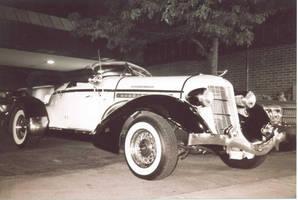 Auburn Roadster by Sylderon