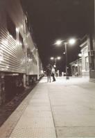 Main Street Station, Night. by Sylderon