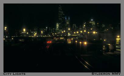 City Lights by Sylderon