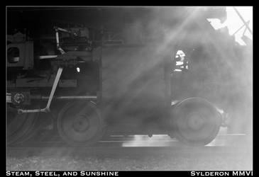 Steam, Steel, and Sunshine by Sylderon