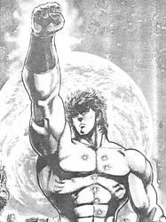 Hokuto no Ken Master Kenshiro by Brycemaster