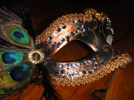 Masquerade by Tinlabby