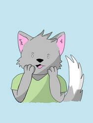 wolfie guy by izzyisunamoosed