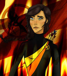 Mockingjay - Fire is Catching by sacha11410