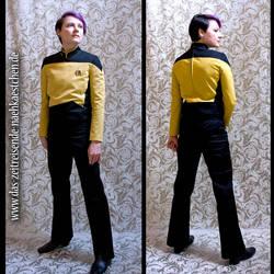 Starfleet Uniform - for Data - TNG S3 by Stahlrose