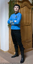 Spock - #1 by Stahlrose