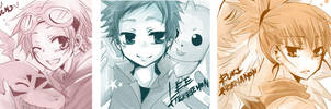 Digimon Tamers by kaokmchan
