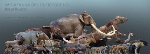 Pleistoceno en Mexico by serchio25