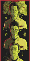 Ghostbusters by o8connell