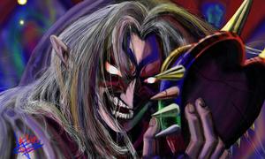 Fierce Deity's Link by KlausBoss