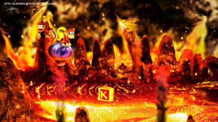 Donkey Kong Country 2 by KlausBoss