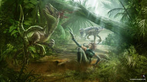 Dino Crisis 2 by KlausBoss