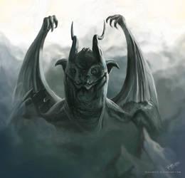 Giant Monster by KlausBoss