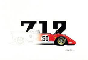 Ferrari 712 by klem