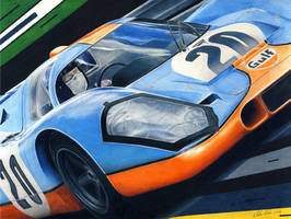 Le Mans the movie by klem