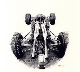 Brabham BT 24 by klem