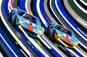 Daytona duel by klem