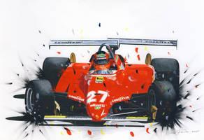 Villeneuve sideways by klem