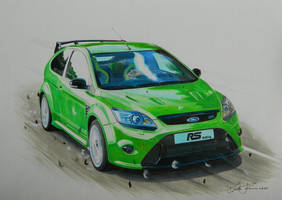 Ford Focus RS by klem