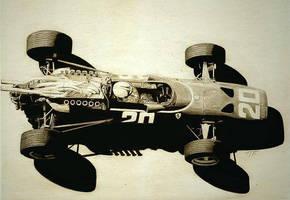 Ferrari 312 by klem