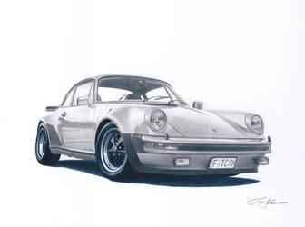 Porsche 930 by klem