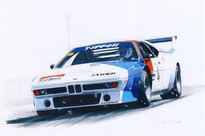 BMW M1 procar by klem
