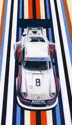 Porsche 911 Carrera Turbo by klem