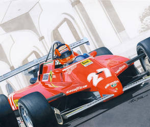 Gilles at Long Beach by klem