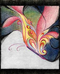 Bitter butterfly by Aelynn