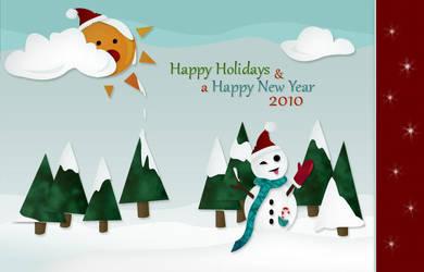Happy Holidays by Aelynn
