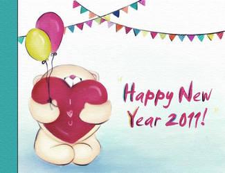 New Years by Aelynn