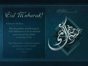 Eid-ul-Adha by Aelynn