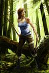 Tomb Raider - Rays of Hope by Dedefox