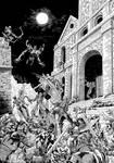 Diablo 3: Moonlight on Westmarch by Dedefox