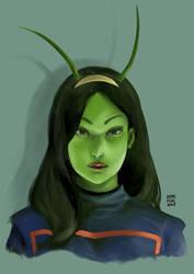 Mantis by Dedefox