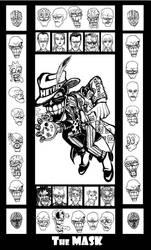 SssssMOKING MAYHEM ! - The Mask Tribute by devilkais