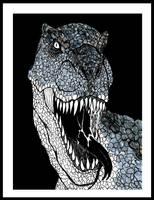 Michael Crichton's Tyrannosaurus by devilkais