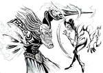 A vs X - The Proper Version by devilkais