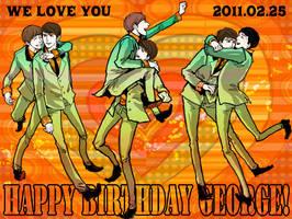 Happy Birthday 0225 by fionafu0402