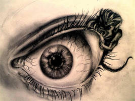 The Eye by Persephoneva