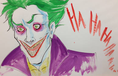 Joker  by mianewarcher