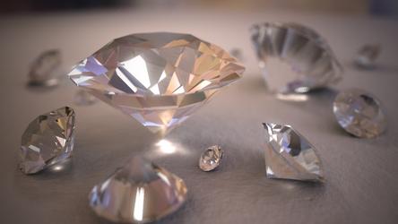 3D Diamonds by SNGPSo
