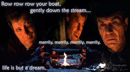 Row, Row, Row, Your Boat. by ZericsKirogKirk